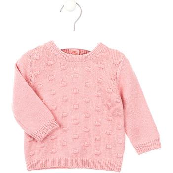 Textil Děti Svetry Losan 028-5003AL Růžový