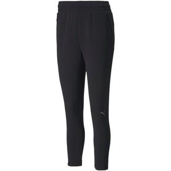Textil Ženy Teplákové kalhoty Puma 583533 Černá
