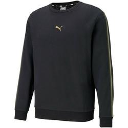 Textil Muži Mikiny Puma 587141 Černá