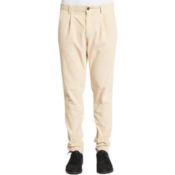 Textil Muži Mrkváče Gaudi 021GU25017 Bílý