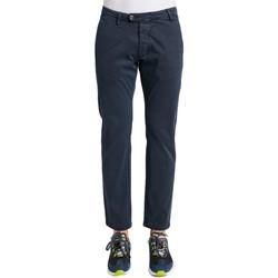 Textil Muži Mrkváče Gaudi 021GU25037 Modrý