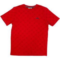 Textil Děti Trička s krátkým rukávem Fila 688084 Červené