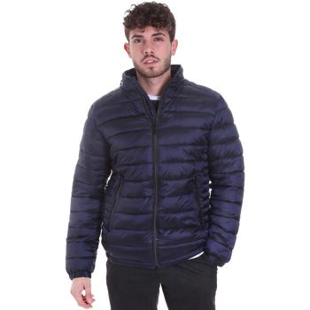Textil Muži Prošívané bundy Sseinse GBI635SS Modrý
