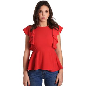 Textil Ženy Halenky / Blůzy Gaudi 811FD45001 Červené