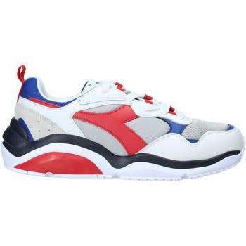 Boty Muži Nízké tenisky Diadora 501174340 Bílý