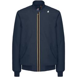 Textil Muži Bundy K-Way K00A640 Modrý