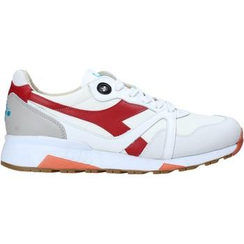 Boty Muži Nízké tenisky Diadora 201.172.779 Bílý