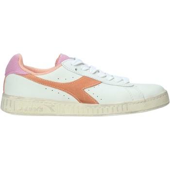 Boty Ženy Nízké tenisky Diadora 501176026 Bílý