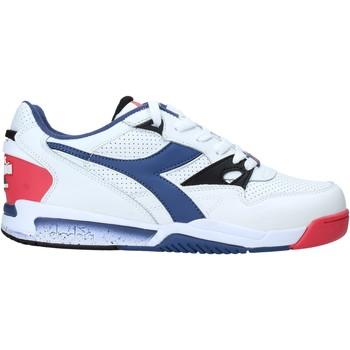 Boty Muži Nízké tenisky Diadora 501173079 Bílý