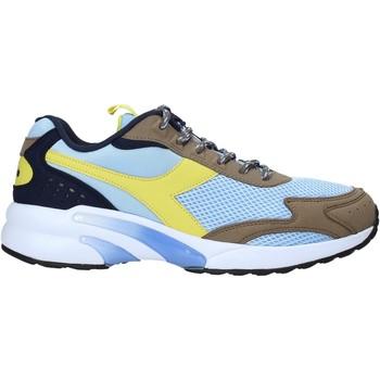 Boty Muži Nízké tenisky Diadora 501175099 Modrý