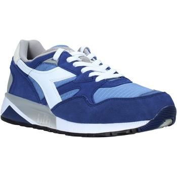 Boty Muži Nízké tenisky Diadora 501173073 Modrý