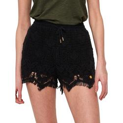 Textil Ženy Kraťasy / Bermudy Superdry G71102OT Černá