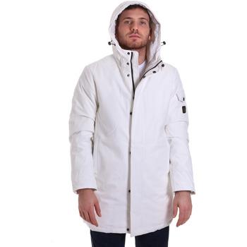 Textil Muži Parky Refrigiwear RM8G09900XT2429 Bílý