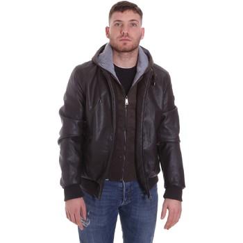 Textil Muži Bundy Roberto Cavalli FST407 Hnědý