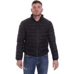 Textil Muži Prošívané bundy Sseinse GBI635SS Černá