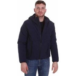 Textil Muži Bundy Lumberjack CM95124 001 404 Modrý