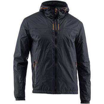 Textil Muži Bundy Lumberjack CM79723 003 407 Černá