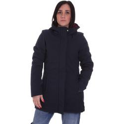 Textil Ženy Parky Lumberjack CW96021 001 404 Modrý