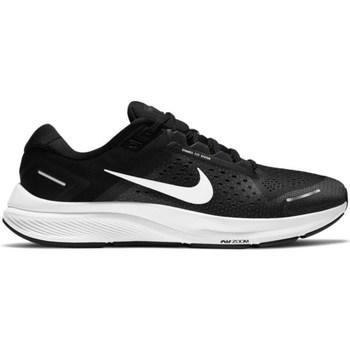 Boty Muži Běžecké / Krosové boty Nike Air Zoom Structure 23 Černé