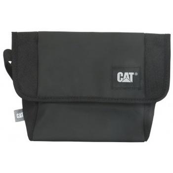 Taška Kabelky  Caterpillar Detroit Courier Bag černá