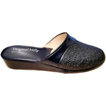 Boty Ženy Pantofle Milly MILLY4200blu blu