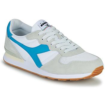 Boty Muži Nízké tenisky Diadora CAMARO Modrá / Bílá