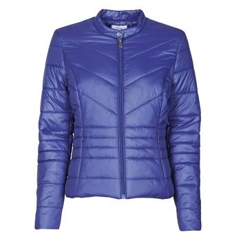 Textil Ženy Prošívané bundy Betty London OSIS Tmavě modrá