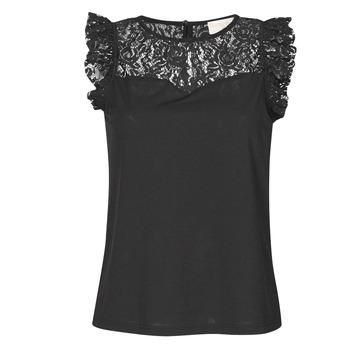 Textil Ženy Halenky / Blůzy Moony Mood OTTIA Černá