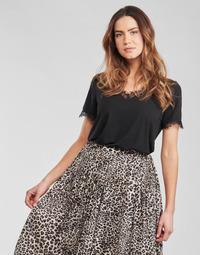Textil Ženy Halenky / Blůzy Moony Mood OTUIDE Černá