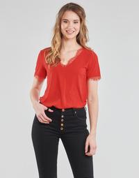 Textil Ženy Halenky / Blůzy Moony Mood OTUIDE Červená