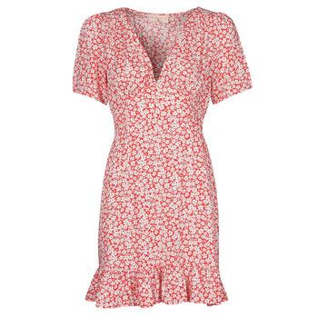 Textil Ženy Krátké šaty Moony Mood ONIPE Červená