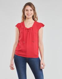 Textil Ženy Halenky / Blůzy Moony Mood OPAK Červená