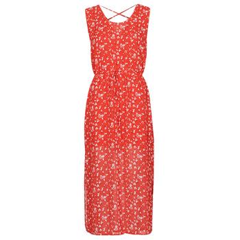 Textil Ženy Společenské šaty Moony Mood OUPLA Červená