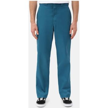 Textil Muži Mrkváče Dickies Orgnl 874work pnt Modrá