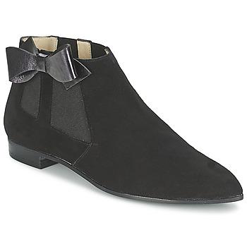 Boty Ženy Kotníkové boty Paco Gil PECANTI Černá