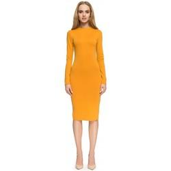 Textil Ženy Krátké šaty Style S033 Šaty - královská modř