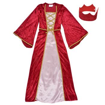 Textil Dívčí Převleky Fun Costumes COSTUME ENFANT REINE DE LA RENAISSANCE
