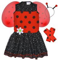 Textil Dívčí Převleky Fun Costumes COSTUME ENFANT BIRDIE BEETLE