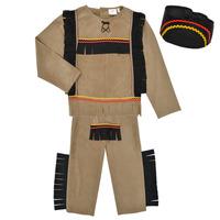Textil Chlapecké Převleky Fun Costumes COSTUME ENFANT INDIEN BIG BEAR