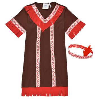 Textil Dívčí Převleky Fun Costumes COSTUME ENFANT INDIENNE FOX KITTEN