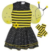 Textil Dívčí Převleky Fun Costumes COSTUME ENFANT BEE BEE