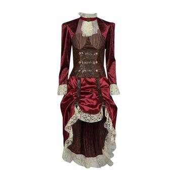 Textil Ženy Převleky Fun Costumes COSTUME ADULTE LADY STEAMPUNK
