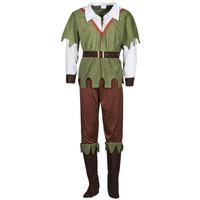Textil Muži Převleky Fun Costumes COSTUME ADULTE FOREST HUNTER