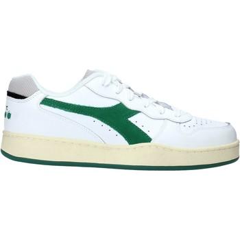 Boty Muži Nízké tenisky Diadora 501175757 Bílý