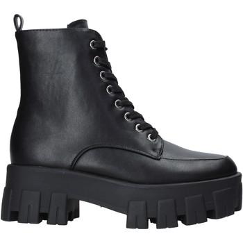 Guess Kotníkové boty FL8VES ELE10 - Černá