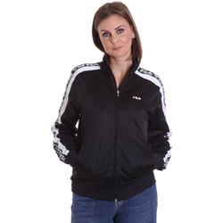 Textil Ženy Bundy Fila 687687 Černá
