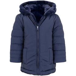 Textil Děti Bundy Losan 026-2792AL Modrý