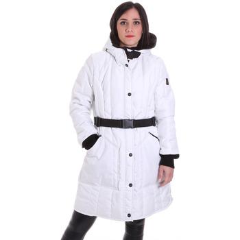 Textil Ženy Prošívané bundy Refrigiwear RW8W05601NY9131 Bílý