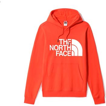 Textil Muži Mikiny The North Face NF0A3XYD Červené