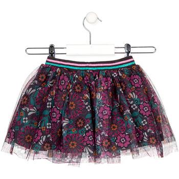 Textil Dívčí Sukně Losan 026-7026AL Šedá